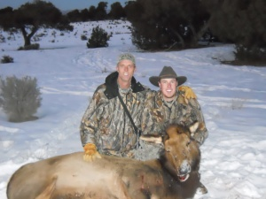 Elk hunt New Mexico