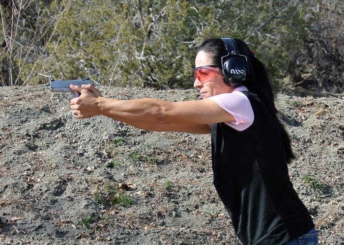 Pistol Practice