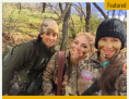 Team-USA-Janessa-Beaman-on-turkey-hunt-with-Mia-Anstine-Lea-Leggitt