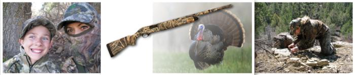 Taking-kids-turkey-hunting-post-at-Beretta