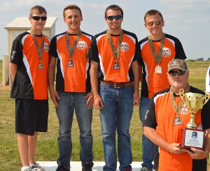 South Texas Shooters - SPP 1st Place Senior Rimfire
