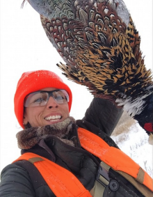 Pheasant-hunting-at-Kruger-Farms-Starbuck,-Minnesota-Remington-Arms-Co