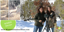Womens-Outdoor-News-Mia-LG-Decoy-Buck