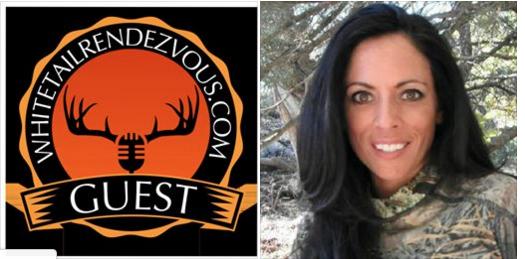 Mia-Anstine-on-Whitetail-Rendezvous-mentoring-hunters