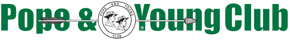 pope and young logo green